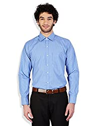 Arihant Men's Cotton Checkered Formal Shirt (AR73090138)