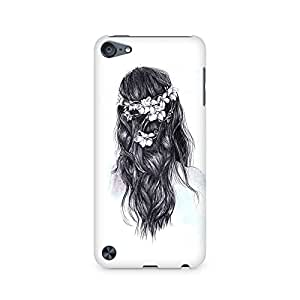 Mobicture Girl Abstract Premium Printed Case For Apple iPod Touch 6