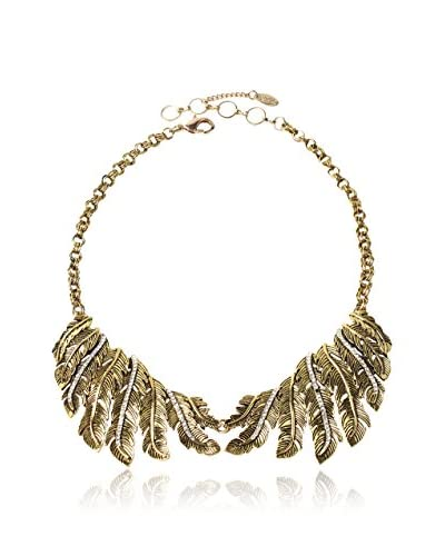 Amrita Singh Collar Birch Leaf Collar