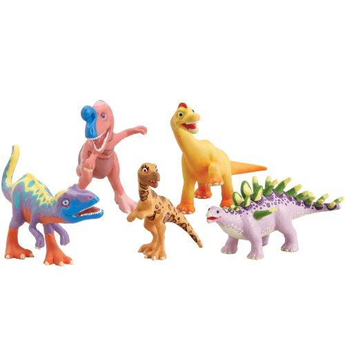 Dinosaur Train Jurassic 5 Figure Pack
