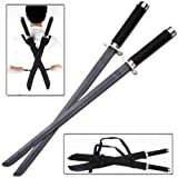 Ace Martial Arts Supply Ninja Assassin Strike Force Twin Swords Set