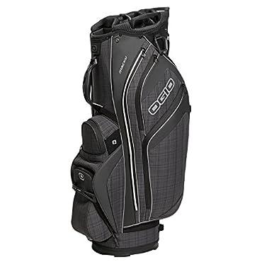 OGIO Machu Cart Bag, Ash/Black