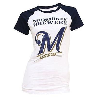 Women's MLB Burnout Athletic Style Team T-Shirt