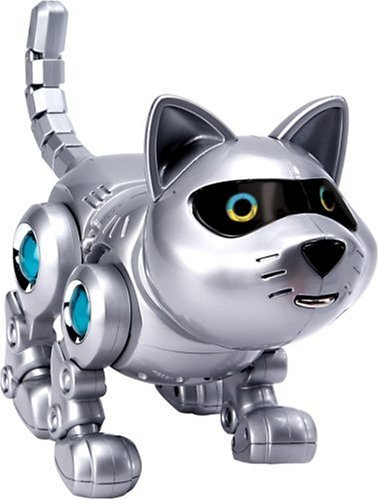 Tekno the Robotic Kitty