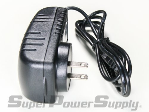 Super Power Supply® Ac / Dc Adapter Charger Cord For Psb-120 Psb-1U Acb-120 Acf-120 Ack-120 Aci-120 Series Compatible With: Ad-5 Ar-100 Ar-200 Ax-Synth Br-8 Br-900Cd Cd-2E Cf-10 Cm-300 Cm-32L Cm-32P Cm-64 Cm-500 Cr-80 Cs-10 Cube Street D-2 D-5 Dif-800 E-0