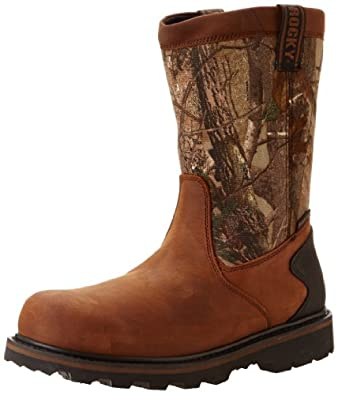 Buy Rocky Mens Core Welt Wellington Hunting Boot by Rocky