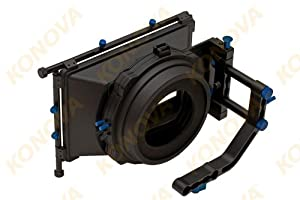 Video Gear Direct Pro Digital Swing Away Matte Box M2 for 15mm Rods