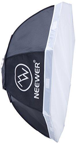 Neewer 30 x 30 pouces Octagon Umbrella Speedlite Softbox avec Bowens Mont Speedring pour appareil photo
