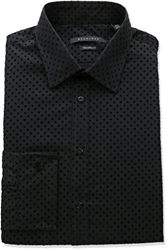 sean-john-mens-regular-fit-velvet-dot-spread-collar-dress-shirt-onyx-165-36-37