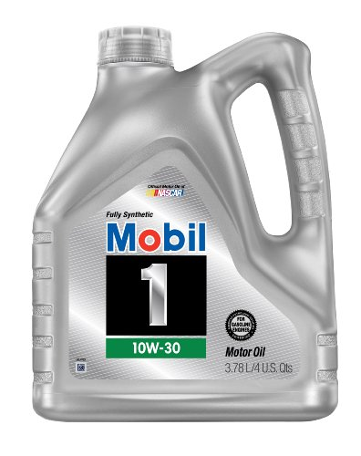 Save on mobil 1 96990 10w30 motor oil 1 gallon pack of for Gallon of motor oil price