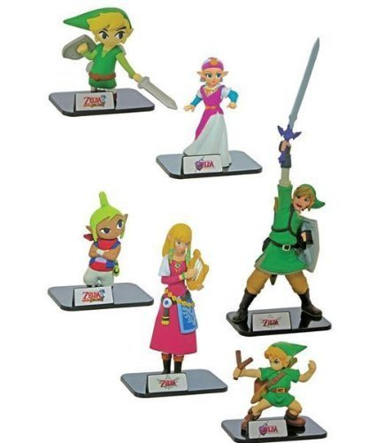 Nintendo The Legend Of Zelda Figure Blind Ball - 1
