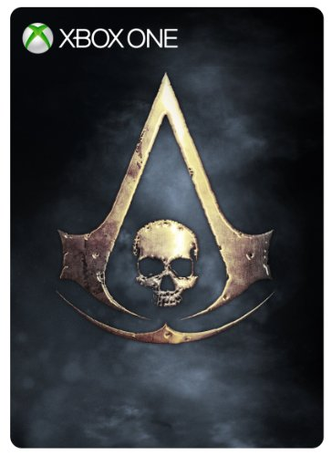 Assassin's Creed 4: Black Flag - The Skull Edition (Jumbo Steelcase)