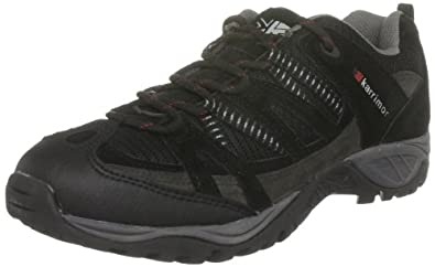 Karrimor Men's Traveller Supa Black Walking Shoe K407BLK153 8 UK