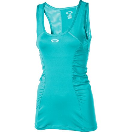 Buy Low Price Oakley Women's Stretch Tank Top (B006YKWA3A)