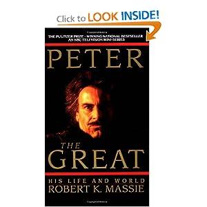 Peter The Great - Robert K Massie