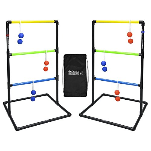 gosports-indoor-outdoor-ladder-toss-game-set-with-6-rubber-bolos-carrying-case-and-score-trackers