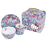 Hello Kitty - Liberty London 3 Piece Dinner Set