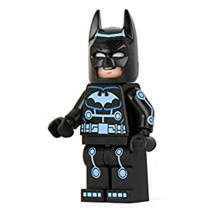 LEGO MARVEL DC superhéros batman électro suit édition limlitée