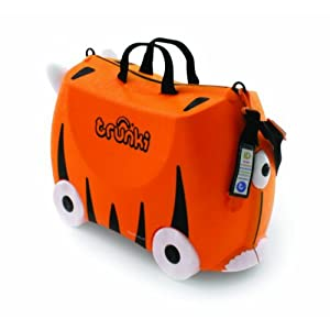 Trunki Tipu the Tiger Ride-on Suitcase (Limited Edition)