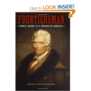 a biography of daniel boone an american pioneer Talk:daniel boone this is the talk the life and legend of an american pioneer be possible to have some form of this information added to the wikipedia page.