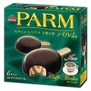 森永 PARM(パルム) カフェモカ 6本 ×6個