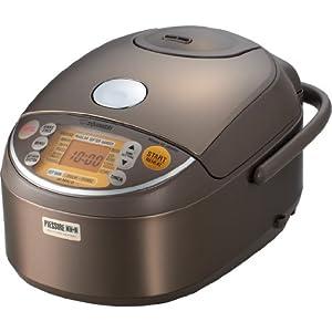 Amazon.com: Zojirushi NP-NVC10 Induction Heating Pressure