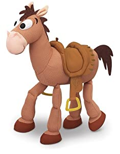 Amazon.com: Toy Story Woodys Horse Bullseye: Toys & Games