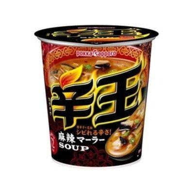 ポッカサッポロ 辛王 麻辣スープカップ 38g×6入