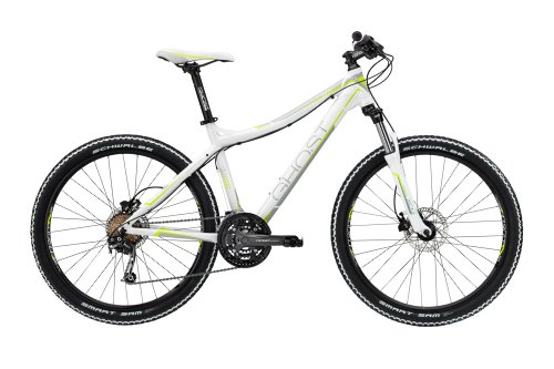 Ghost Mountainbike Miss 2000 white/grey/green (2013)