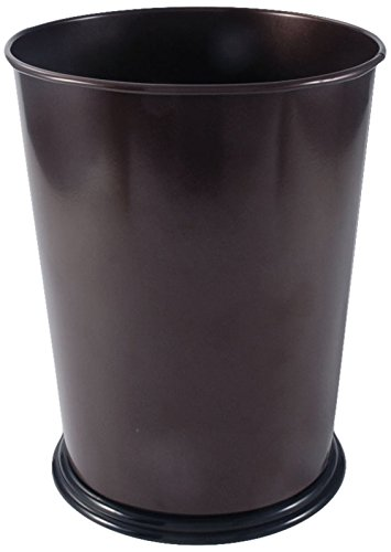LDR 164 6472ORB Exquisite Waste Basket, Oil Rubbed Bronze (Bathroom Garbage Can Bronze compare prices)