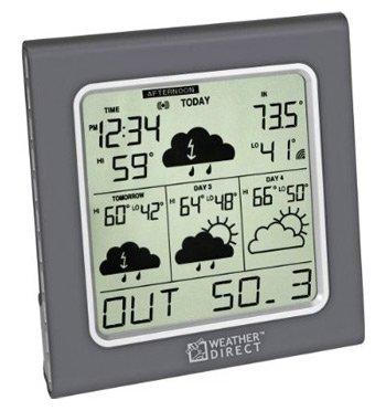La Crosse Wireless Weather Station WD-3105U-CP