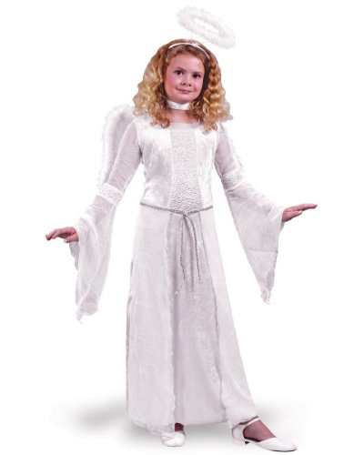 Heavenly Angel Kids Costume