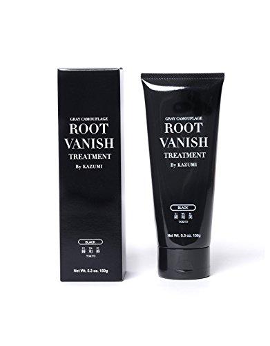 Root Vanish ヘアカラートリートメント白髪染め150g: