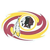 NFL Washington Redskins Sport Car Refrigerator Jumbo Magnet Licensed Memorabilia