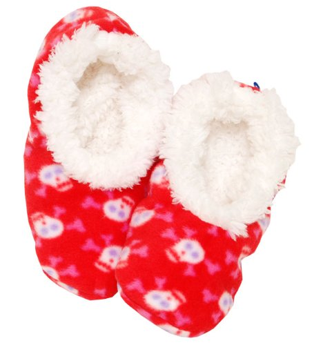 Cheap Snoozies Fleece Lined Kids Footies (B0044ZC0RI)