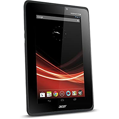 Acer Iconia A110-07g08u 7-Inch 8 GB Tablet (Black)