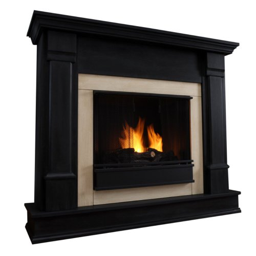 Real Flame Silverton Ventless Gel Fireplace