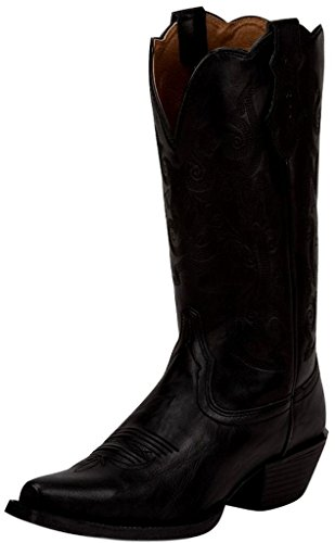 Justin Women's Panther Farm And Ranch Cowgirl Boot Snip Toe