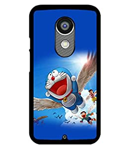 printtech Designer funny cartoon Back Case Cover for Motorola Moto X2 , Motorola Moto X (2nd Gen)