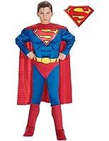 Déguisement Luxe Superman Muscle 3D - Enfant