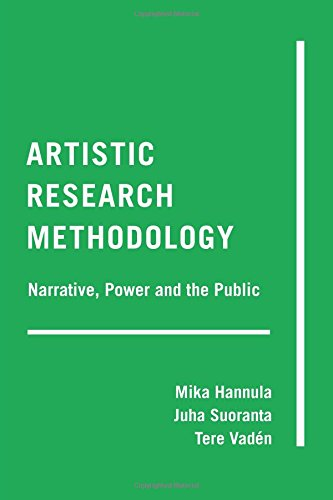 Artistic Research Methodology: Narrative, Power and the Public (Critical Qualitative Research) PDF