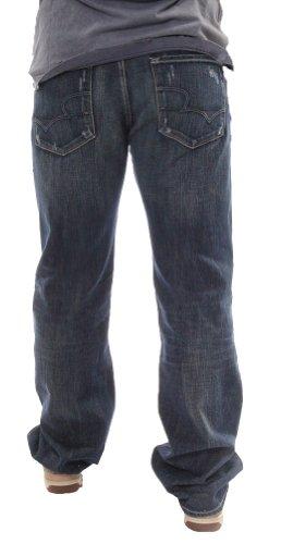 Big Star Men'S Pioneer Bootcut Long Jean In 8 Year Tour, 8 Year Tour, 36 Long