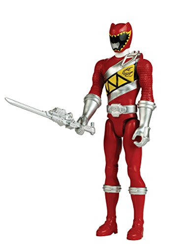 """Power Rangers Dino Super Charge - 12"""" Red Ranger Action Figure"""