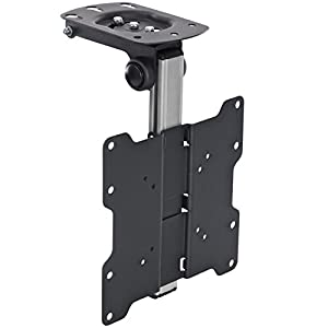 Cheap  Proper Under Cabinet TV Bracket for 17″ 19″ 22″ 24″ 28″ 32″ 39″ 40″ inch Televisions