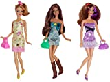 Toy - Barbie Doll Dresses - The South Beach Collection (3 Dress Set) - DOLLS NOT INCLUDED