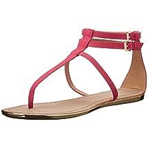 Aldo Women's Asewiel Gladiator Sandal, Pink, 39 EU/8.5 B US