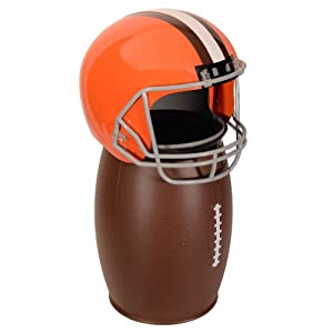Cleveland Browns Touchdown Recycling Bin by Cleveland Golf