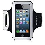 iPhone 5/5S Shocksock Reflective Sports Armband (Black) Reviews