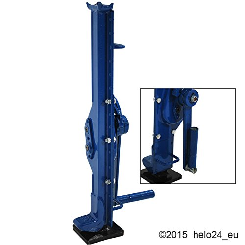 ZSW-1500 K Hubwinde 1,5 Tonnen in Blau *