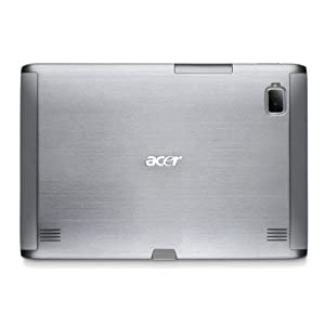 Acer Iconia Tab A500-10S16u 10.1-Inch Tablet Computer (Aluminum Metallic)